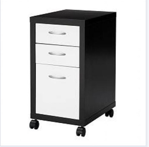 caisson de bureau sur roulettes ikea. Black Bedroom Furniture Sets. Home Design Ideas