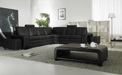 canape d 39 angle 6 places pas cher. Black Bedroom Furniture Sets. Home Design Ideas