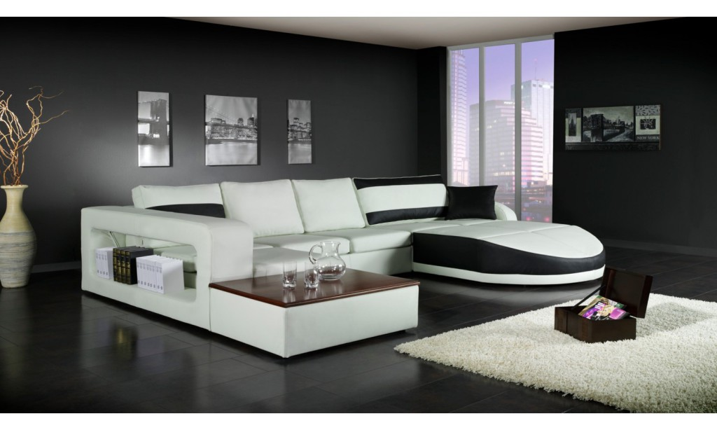 canape d 39 angle en solde. Black Bedroom Furniture Sets. Home Design Ideas