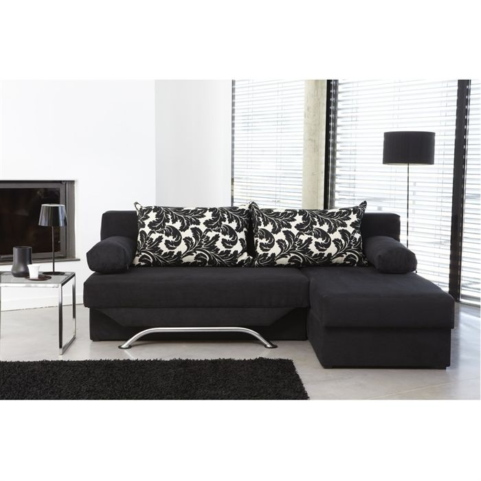 canape d 39 angle ou canape simple. Black Bedroom Furniture Sets. Home Design Ideas