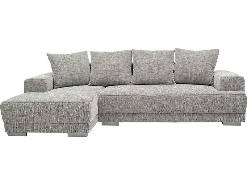 canape d 39 angle reversible et convertible rumba coloris chocolat. Black Bedroom Furniture Sets. Home Design Ideas