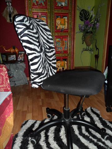 Chaise Bureau Chaise Organisation Organisation Zebre De De Bureau Organisation Zebre 5Lq3Rj4A