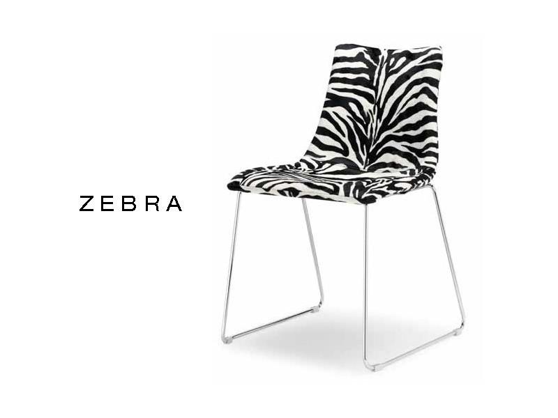 chaise de bureau zebre. Black Bedroom Furniture Sets. Home Design Ideas