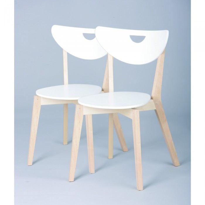 modèle chaise de cuisine blanc - Chaise De Cuisine Blanche