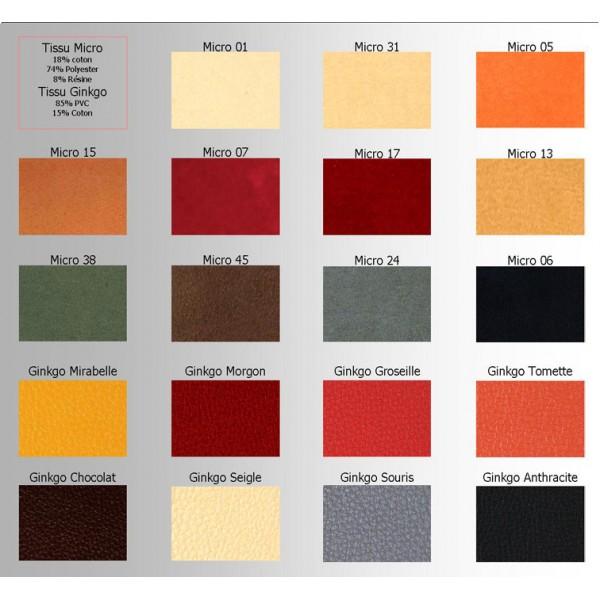 chaise de cuisine tissu. Black Bedroom Furniture Sets. Home Design Ideas