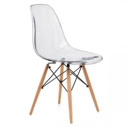 Chaise de cuisine transparente - Chaise dsw transparente ...