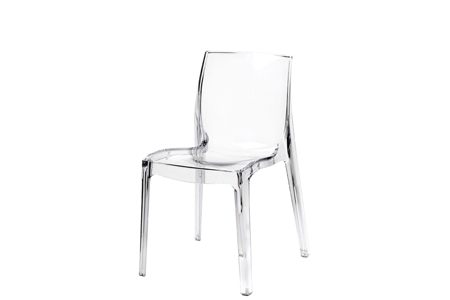 Chaise cuisine transparente images for Ikea chaise transparente
