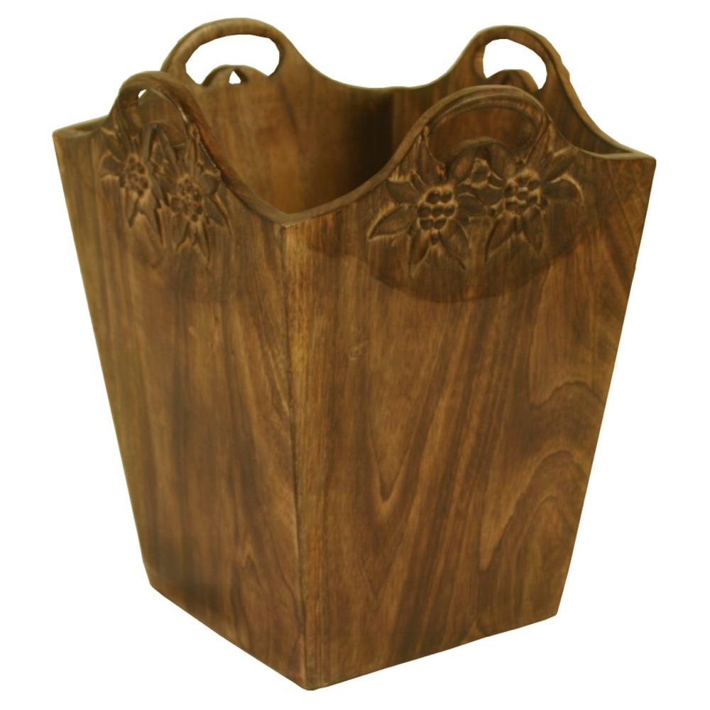 Comparatif corbeille a papier en bois for Corbeille en bois flotte