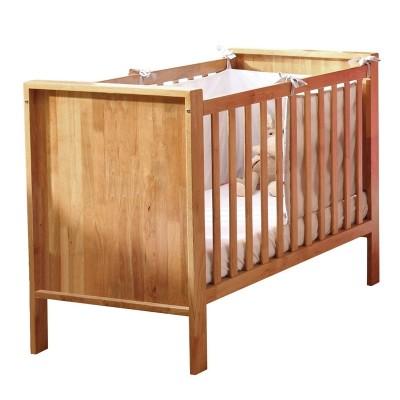 lit bebe bois. Black Bedroom Furniture Sets. Home Design Ideas