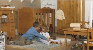 mobilier maison lit bebe interiors. Black Bedroom Furniture Sets. Home Design Ideas