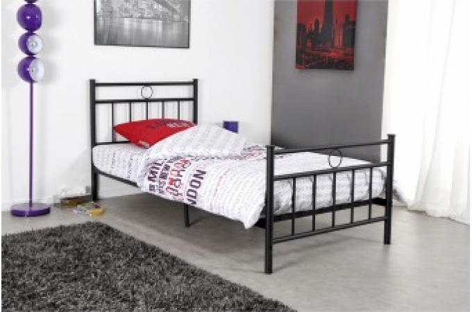 lit une personne pas cher. Black Bedroom Furniture Sets. Home Design Ideas