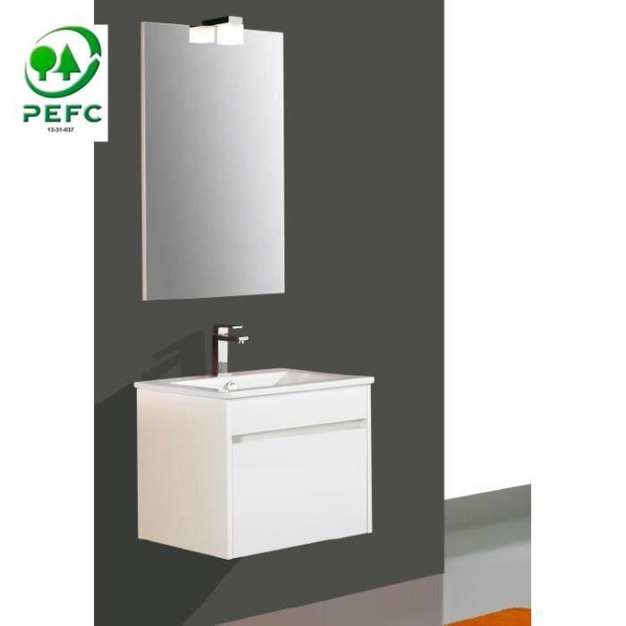 Meuble bas salle de bain 50 cm - Meubles bas salle de bain ...
