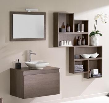 Meuble bas salle de bain 80 cm - Modele meuble salle de bain ...