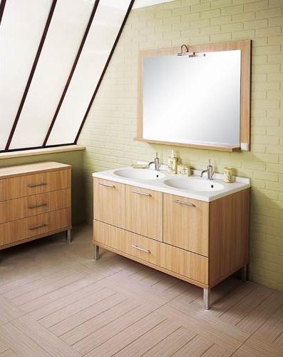 meuble bas salle de bain alinea. Black Bedroom Furniture Sets. Home Design Ideas