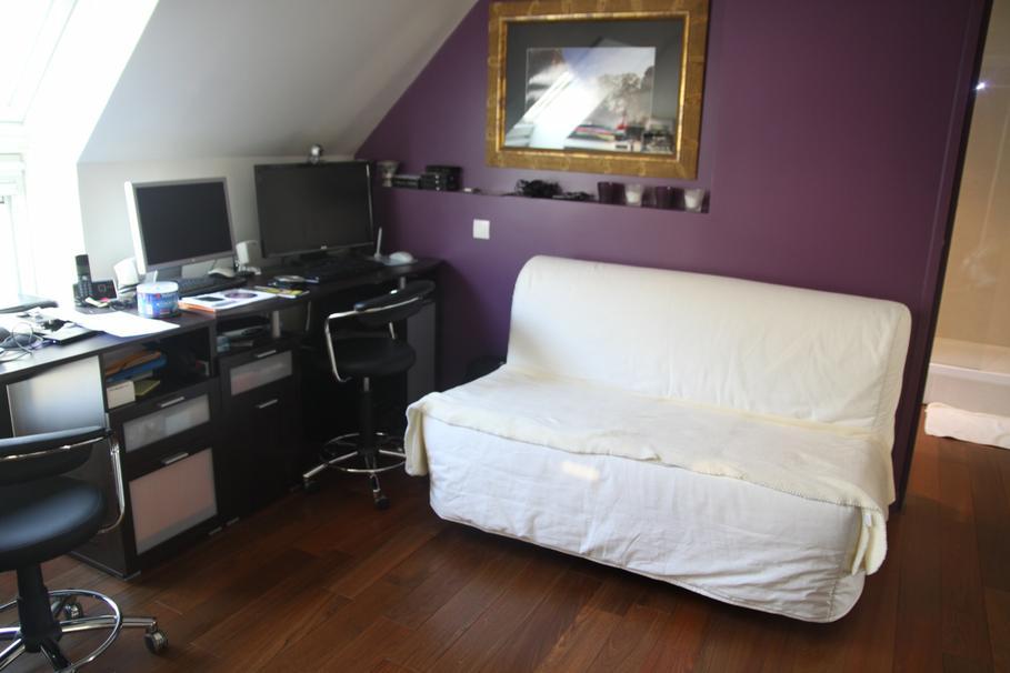 Photo meuble de bureau zen