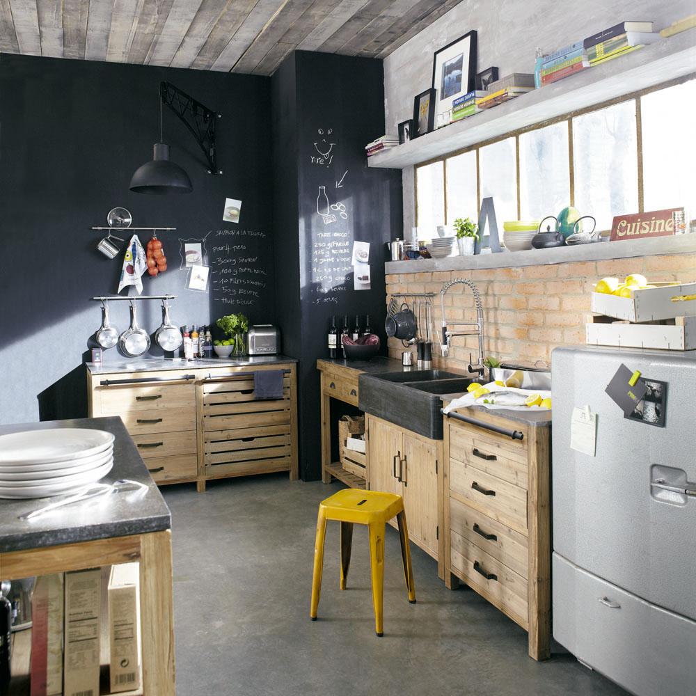 Meuble de cuisine maison du monde Cuisine maison du monde