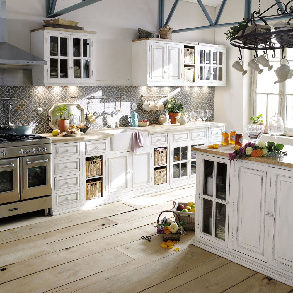 Meuble de cuisine maison du monde - Maison du monde meuble cuisine ...