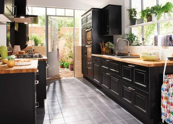 Meubles de cuisine meubles de cuisines - Meuble industriel maison du monde ...