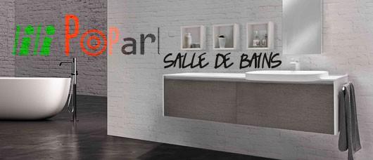 meuble de salle de bain contemporain haut de gamme