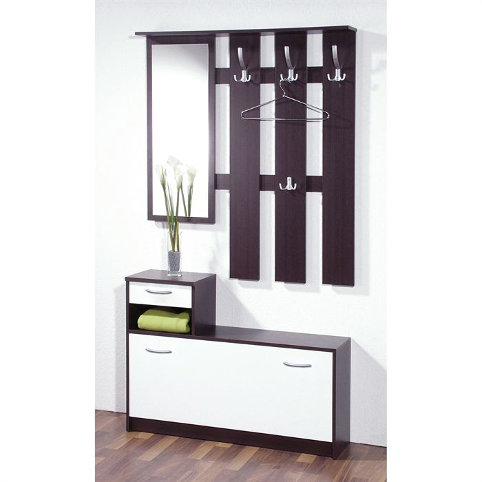 id e meuble d 39 entree range chaussures. Black Bedroom Furniture Sets. Home Design Ideas