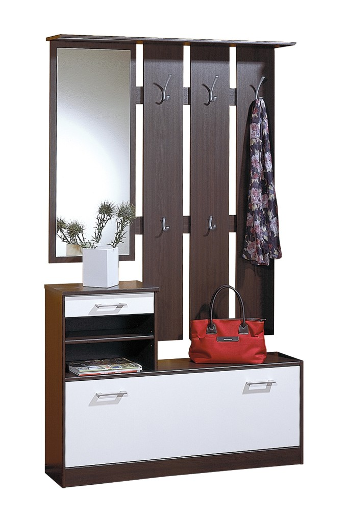 mod le meuble d 39 entree range chaussures. Black Bedroom Furniture Sets. Home Design Ideas