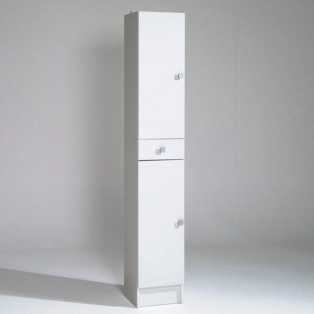 Meuble haut de salle de bain 2 portes a suspendre grimsby for Modele de porte de salle de bain