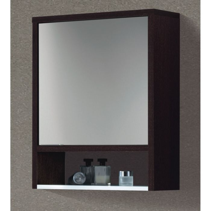 meuble de salle de bain avec miroir. Black Bedroom Furniture Sets. Home Design Ideas