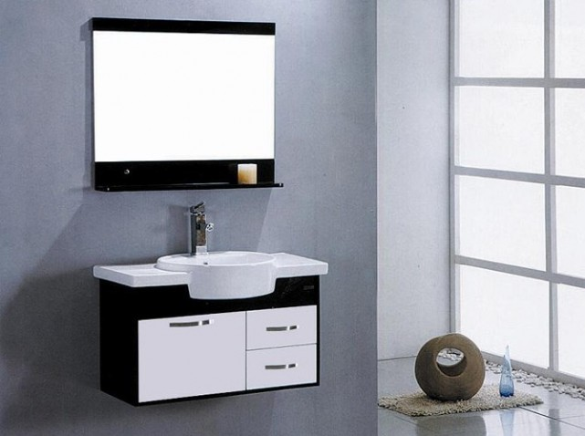 organisation meuble vasque salle de bain but. Black Bedroom Furniture Sets. Home Design Ideas