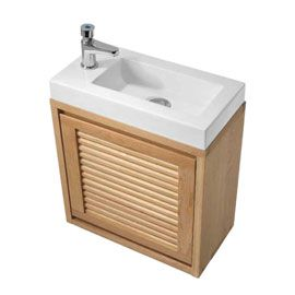 Mobilier maison meuble vasque wc castorama for Meuble vasque wc