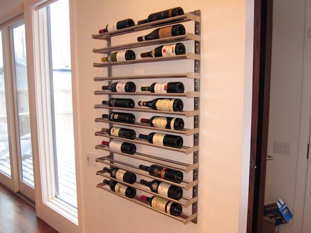 Mod le range bouteilles bois ikea - Rangement bouteilles ikea ...