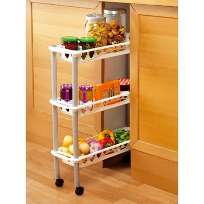 meuble cuisine sur roulettes ~ faire mieux pour votre maison