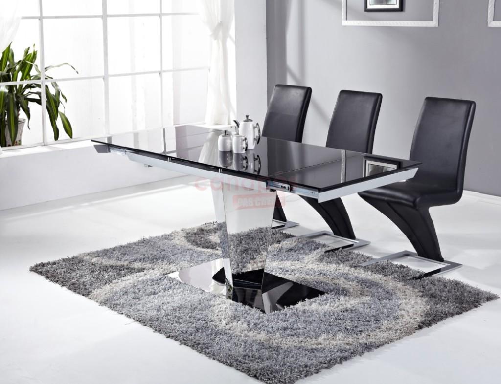Visuel table a manger design pas cher - Table a manger pas cher ...