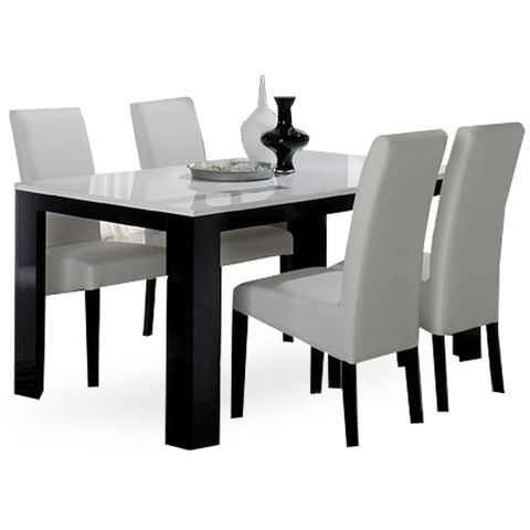 table salle a manger pas chere mobilier sur enperdresonlapin. Black Bedroom Furniture Sets. Home Design Ideas