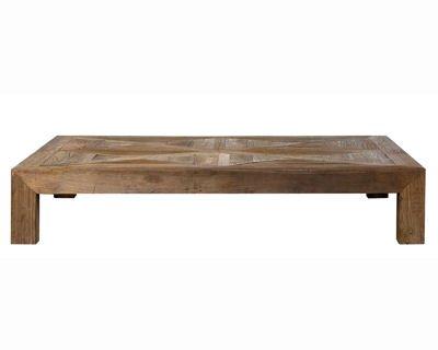table basse flamant. Black Bedroom Furniture Sets. Home Design Ideas