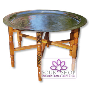 Table Basse Marocaine