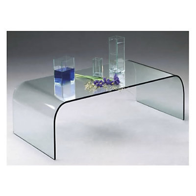 exemple table basse plexiglas