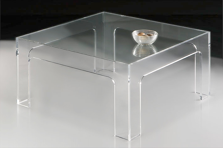 Table salon plexiglass table salon plexiglas sur - Table de salon plexiglass ...