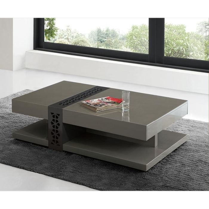 Table basse taupe - Table basse taupe ...