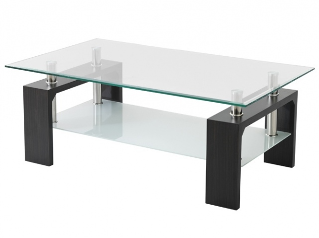 Table basse verre but for Table basse en verre but