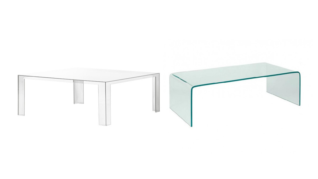 Table basse de salon en verre conforama simple rustique - Table de salon conforama en verre ...