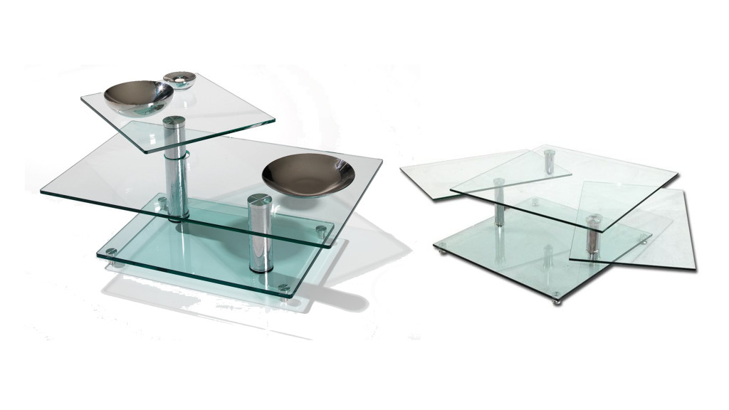 Table basse verre conforama for Table basse verre but