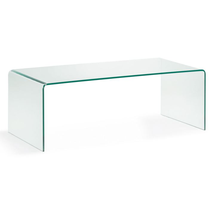 Table basse verre trempe - Table salon verre trempe ...