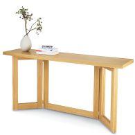 Table console depliable - Console depliable en table ...