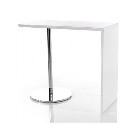 Id e table de bar mange debout for Meuble bar mange debout