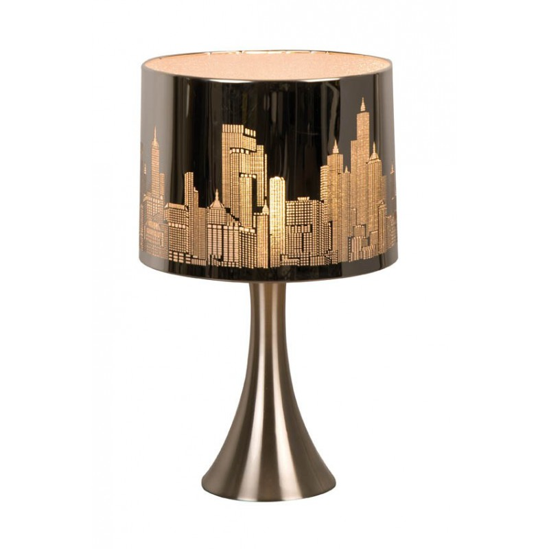 Lampe de Chevet New York Conforama images