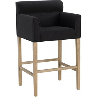 tabouret de bar avec accoudoirs maison design. Black Bedroom Furniture Sets. Home Design Ideas