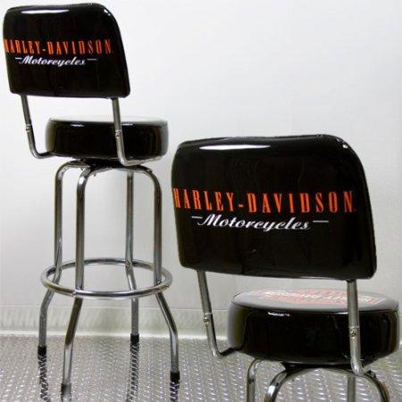 Tabouret De Bar Harley Davidson