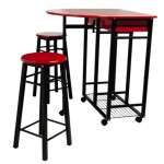 tabouret de bar la foir 39 fouille. Black Bedroom Furniture Sets. Home Design Ideas