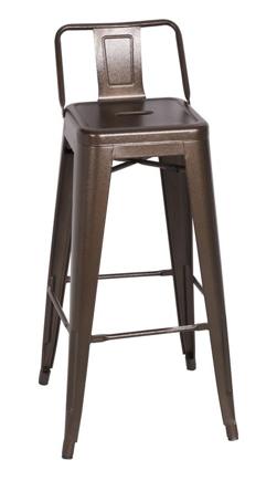 tabouret de bar metal. Black Bedroom Furniture Sets. Home Design Ideas