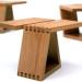tabouret de table design